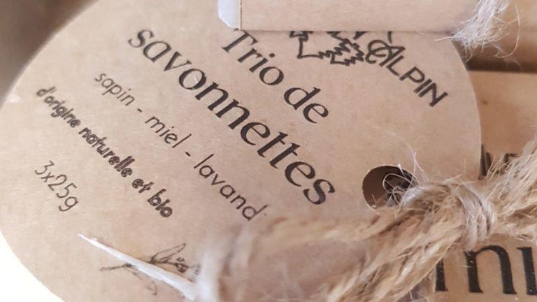 Nouveau producteur : le Savon Alpin